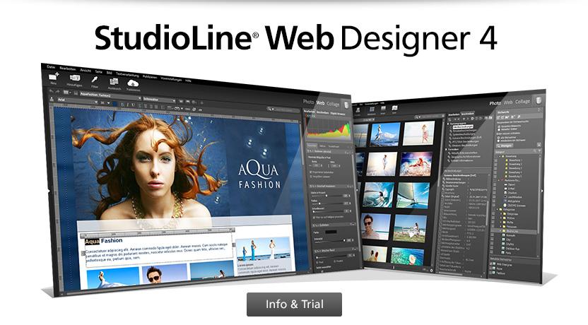 StudioLine Web Designer 4.2.42 Multilingual