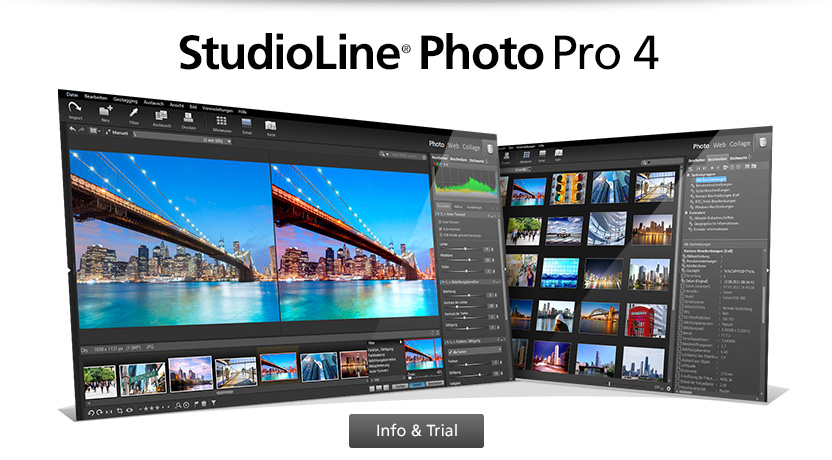StudioLine Photo Pro 4.2.42 Multilingual